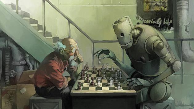 История развития компьютерных шахмат.