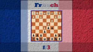 French Defence, Advance Variation - Black Repertoire 3#'s Thumbnail