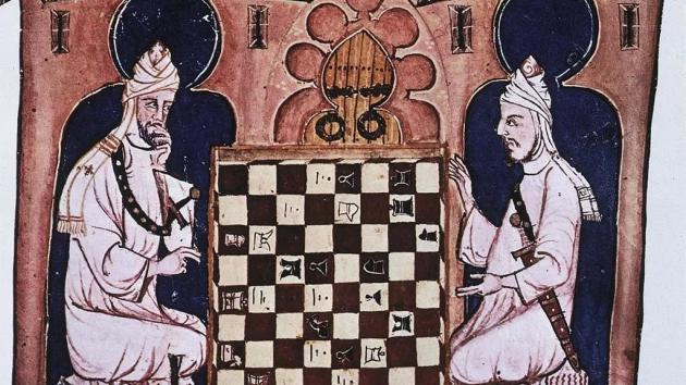 История шахмат.