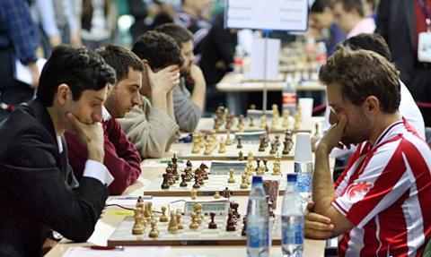 GM Levon Aronian aficionado del Athletic