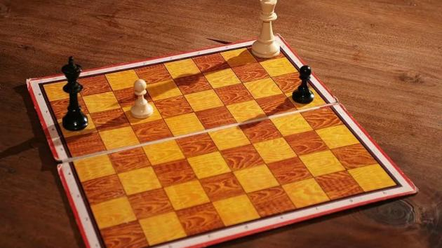 Шахматные этюды