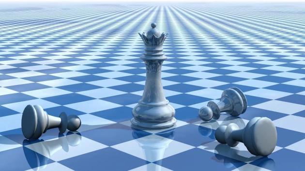 """Тактика в шахматах. Приём """"рентген"""""""