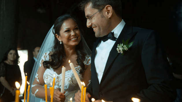 Свадьба Левона Ароняна