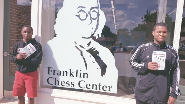 """""""All Those Hours On Chess.com Really Paid Off!""""  -Camden"""