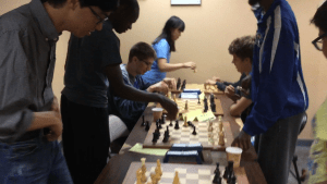 Playing the Whale: Seattle Chess Classic Rounds 2-3's Thumbnail