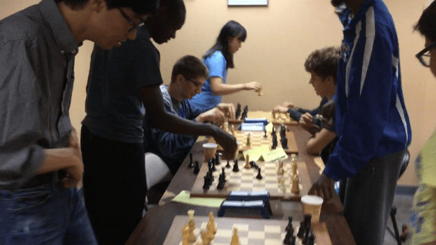 Playing the Whale: Seattle Chess Classic Rounds 2-3