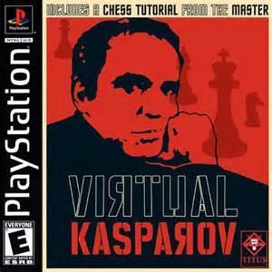Chess Playbook: Virtual Kasparov Part 4