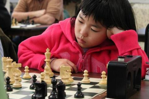 _The 9-year-old chess expert_