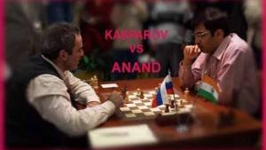 Kasparov forced Anand to resign on 17th move's Thumbnail