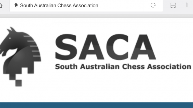 A vacation break...with more chess in Adelaide!