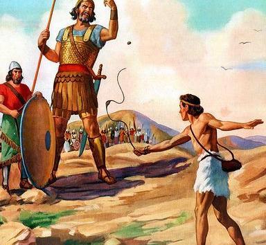 Goliath vs David Part 2