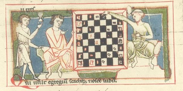The Oldest Chess Opening?