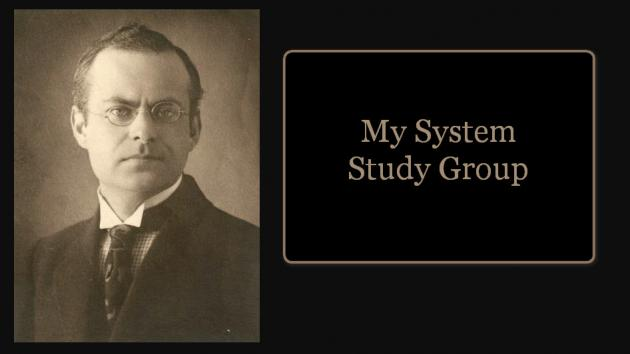 My System Study Group Chapter 1 Part 1: Pawns & The Center