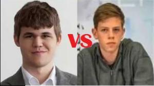 Magnus Carlsen: exchange sacrifice against Birkisson in Isle of Man Chess Open's Thumbnail