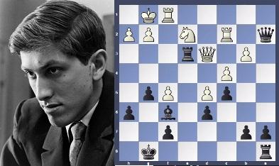 Bobby Fischer: The Bad boy of Chess