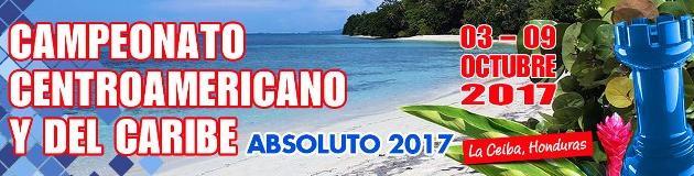 Campeonato Centroamericano y del Caribe Absoluto 2017