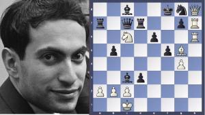 Mikhail Tal vs Alexander Koblents 1957's Thumbnail