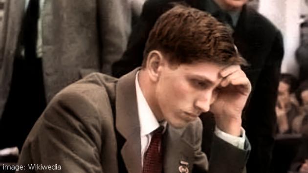 Uma quase imortal de Bobby Fischer