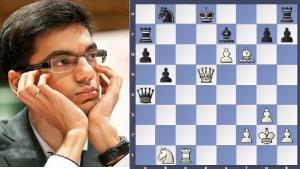 Anish Giri crushes opponent with a Rook down's Thumbnail