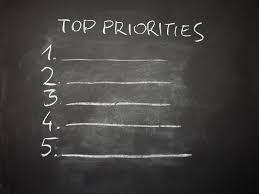 Priorities & Life