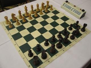 Training Diary | Chess Cafe Puzzle Book 1 Tactics - Day 2 of 20