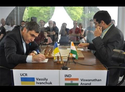 Ivanchuk missed mate against Anand