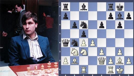 Vassily Ivanchuk is very ambitious against Boris Gelfand