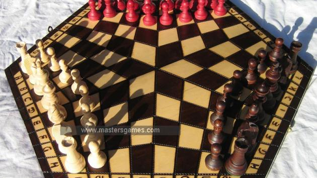 What got me started in chess