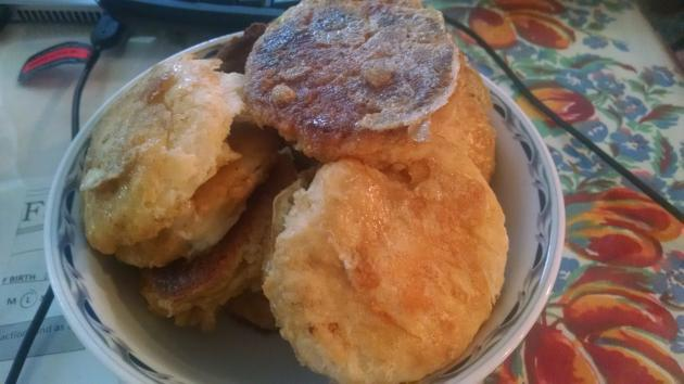 Great Food Eats (GFE from now on) ft. French Toast Biscuits (B.I)