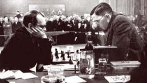 Invincible Alekhine crushes in 18 moves.'s Thumbnail