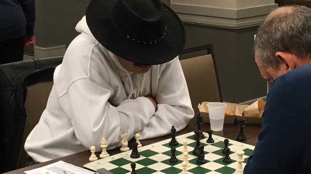 USCF Tournament Report: 2017 IL Senior Open