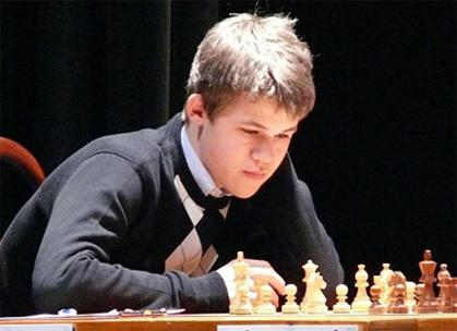 Nivel Intermedio & Avanzado: Desbalances, la pareja de alfiles: Carlsen–Adams, World Cup 2007