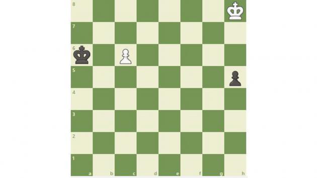 Endgame Puzzle #1 - Reti