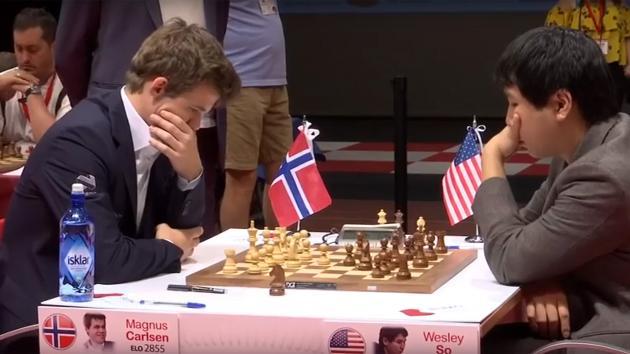 Nivel Intermedio & Avanzado: La desubicación: Carlsen–So, Bilbao Masters 2016