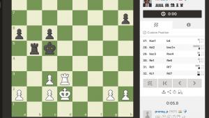 My game against an NM.'s Thumbnail