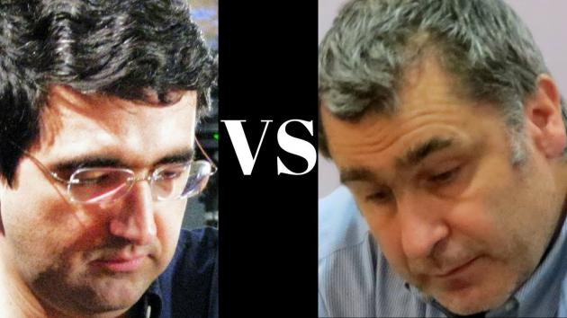 Ivanchuk's beats Kramnik in best positional game.