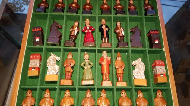 Share your Estate Sale Chess set Finds!