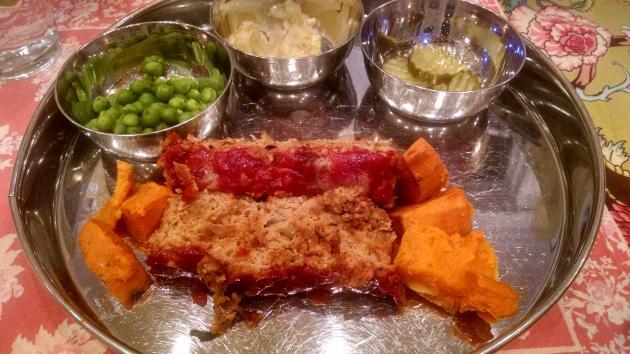 GFE ft Turkey Meatloaf (B.I)