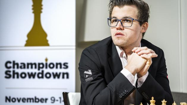 We are living in the 'Carlsen's era'