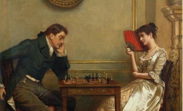 """Publication de """"Gourmandises pour joueur d'échecs"""" d'Adolf Anderssen"""