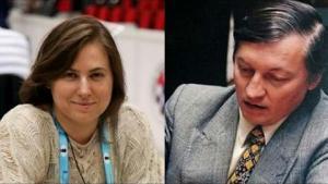 Polgar forced Karpov to resign on 21st move's Thumbnail