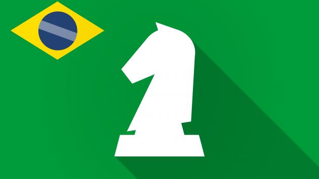 Grandes conquistas brasileiras (2) - Três damas em Korchnoi x German