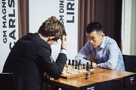 Carlsen muestra su clase en San Luis por MI Juan Röhl