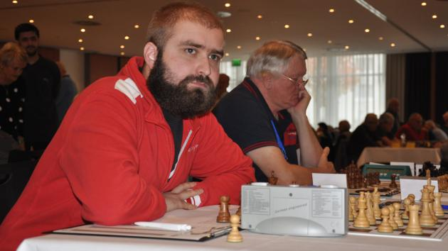 GM Marcin Tazbir (Poland) Wins World Chess Championship for Disabled!