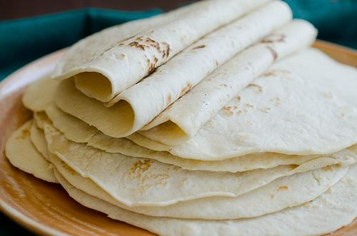 GFE ft Homemade Tortillas (I)