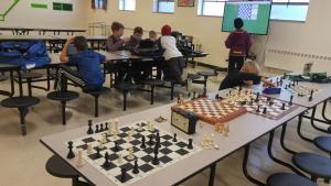 The Final Game of 2017 at the WestSide Elementary Afterschool Chess Enrichment Program's Thumbnail