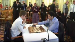 Carlsen Destroy Anand - Zurich Blitz Chess's Thumbnail