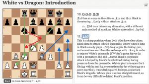 """Crush the Dragon!"": My chessable repertoire's Thumbnail"