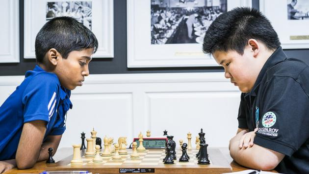 Praggnanandhaa: The Youngest GM in history?