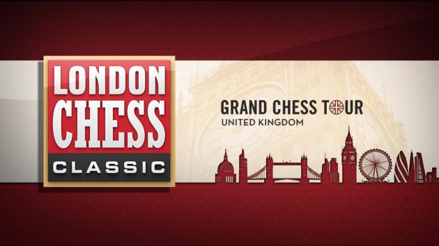 London Chess Classic Is About To Start